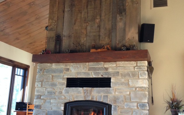 bois style grange