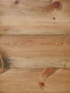 plancher de pin -moisson