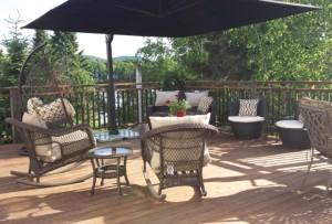 Bois pour r alisation ext rieur bois excel for Recouvrement de patio en vinyle