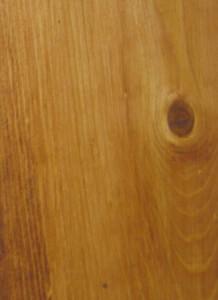 plancher de pin rosewood