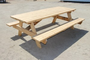 Table a picnic
